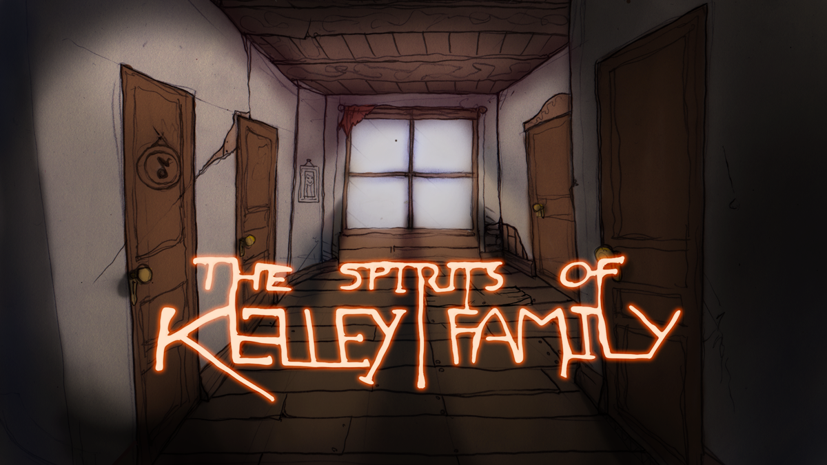 The Spirits of Kelley Family Adventure game now on Steam Image